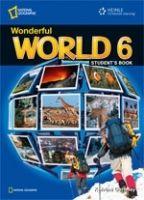 Heinle ELT WONDERFUL WORLD 6 STUDENT´S BOOK - CLEMENTS, K., CRAWFORD, M... cena od 346 Kč