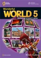 Heinle ELT WONDERFUL WORLD 5 STUDENT´S BOOK - CLEMENTS, K., CRAWFORD, M... cena od 346 Kč