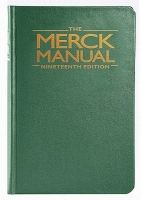 XXL obrazek Elsevier Ltd Merck Manual of Diagnosis and Therapy - Porter, R.S., Kaplan...