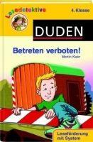 Bibliographisches Institut LESEDETEKTIVE 4. KLASSE: BETRETEN VERBOTEN! cena od 205 Kč