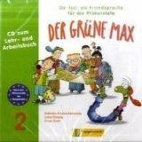 Langenscheidt DER GRÜNE MAX 2 AUDIO CD - KRULAK, KEMPISTY, E., REITZIG, L.... cena od 262 Kč