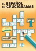 ELI s.r.l. EL ESPANOL EN CRUCIGRAMAS volumen 1 cena od 0 Kč
