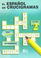 ELI s.r.l. EL ESPANOL EN CRUCIGRAMAS volumen 2 cena od 124 Kč