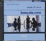 CLE international FRANCAIS.COM DEBUT CD AUDIO - PENFORNIS, J., L. cena od 514 Kč