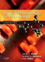 Elsevier Ltd Medical Pharmacology and Therapeutics - Waller, D.G., Renwic... cena od 1761 Kč