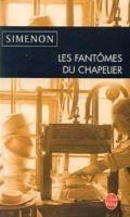HACH-BEL LES FANTOMES DU CHAPELIER - SIMENON, G. cena od 170 Kč