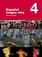 SANTILLANA EDUCACIÓN, S.L. ESPANOL LENGUA VIVA 4 PROFESOR - CENTELLAS, A. cena od 814 Kč