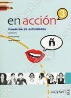 enClave ELE EN ACCION 3 CUADERNO DE ACTIVIDADES B2 + CD - OSINAGA, C., S... cena od 321 Kč