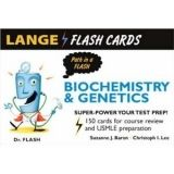 McGraw-Hill Publishing Company LANGE Flash Cards: Biochemistry & Genetics cena od 0 Kč