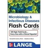 McGraw-Hill Publishing Company LANGE Flash Cards: Microbiology and Infectious Diseases cena od 890 Kč