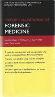 Oxford University Press Oxford Handbook of Forensic Medicine cena od 1 084 Kč