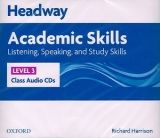 OUP ELT HEADWAY ACADEMIC SKILLS Updated 2011 Ed. 3 LISTENING & SPEAK... cena od 418 Kč