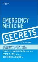 Elsevier Ltd Emergency Medicine Secrets - Markovchick, V.J., Pons, P.T., ... cena od 1150 Kč