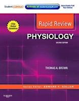 XXL obrazek Elsevier Ltd Rapid Review Physiology - Brown, T.A.