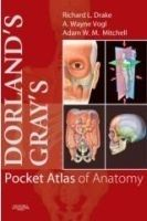 Elsevier Ltd Dorland´s / Gray´s Pocket Atlas of Anatomy - Drake, R., Vogl... cena od 1 040 Kč