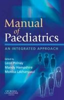 Elsevier Ltd Manual of Peadiatrics - Polnay, L., Hampshire, A., Lankhanpa... cena od 970 Kč