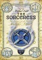 Random House UK THE SORCERESS (NICHOLAS FLAMEL 3) - SCOTT, M. cena od 139 Kč