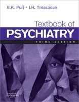 Elsevier Ltd Textbook of Psychiatry - Puri, B.K., Treasaden, I.H. cena od 1 560 Kč