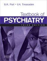 Elsevier Ltd Textbook of Psychiatry - Puri, B.K., Treasaden, I.H. cena od 1501 Kč