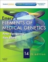 Elsevier Ltd Emery´s Elements of Medical Genetics - Turpenny, P.D. cena od 1249 Kč