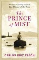 Zafon, Carlos Ruiz: Prince of Mist cena od 176 Kč