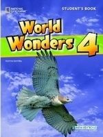 Heinle ELT WORLD WONDERS 4 STUDENT´S BOOK WITH ANSWER KEY - GORMLEY, K. cena od 425 Kč
