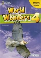 Heinle ELT WORLD WONDERS 4 INTERACTIVE WHITEBOARD CD-ROM - GORMLEY, K. cena od 2 682 Kč