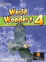 Heinle ELT WORLD WONDERS 4 CLASS AUDIO CD - GORMLEY, K. cena od 850 Kč