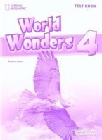 Heinle ELT WORLD WONDERS 4 TEST BOOK - GORMLEY, K. cena od 204 Kč
