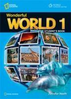 Heinle ELT WONDERFUL WORLD 1 STUDENT´S BOOK - CLEMENTS, K., CRAWFORD, M... cena od 346 Kč