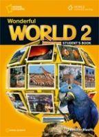 Heinle ELT WONDERFUL WORLD 2 STUDENT´S BOOK - CLEMENTS, K., CRAWFORD, M... cena od 346 Kč