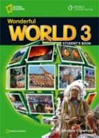 Heinle ELT WONDERFUL WORLD 3 STUDENT´S BOOK - CLEMENTS, K., CRAWFORD, M... cena od 346 Kč