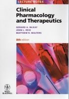 John Wiley & Sons Ltd Lecture Notes - Clinical Pharmacology&Therapeutics cena od 939 Kč