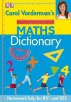 Dorling Kindersley MATH DICTIONARY - VORDERMAN, C. cena od 216 Kč