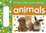 Dorling Kindersley MY LITTLE CARRY BOOK ANIMALS - DK cena od 89 Kč