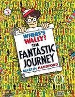 Walker Books Ltd WHERE´S WALLY? THE FANTASTIC JOURNEY - HANDFORD, M. cena od 175 Kč
