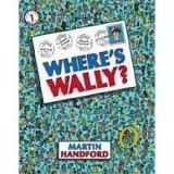 Walker Books Ltd WHERE´S WALLY? - HANDFORD, M. cena od 175 Kč