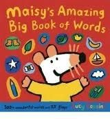 Walker Books Ltd MAISYS AMAZING BIG BOOK OF WORDS - COUSINS, L. cena od 252 Kč