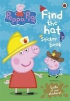 Ladybird Books PEPPA PIG: FIND THE HAT STICKER BOOK cena od 89 Kč