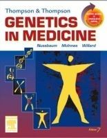 Elsevier Ltd Thompson and Thompson Genetics in Medicine - Nussbaum, R., M... cena od 1 700 Kč
