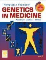 Elsevier Ltd Thompson and Thompson Genetics in Medicine - Nussbaum, R., M... cena od 1513 Kč