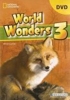 Heinle ELT WORLD WONDERS 3 DVD - CRAWFORD, M. cena od 1108 Kč