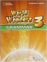 Heinle ELT WORLD WONDERS 3 GRAMMAR STUDENT´S BOOK - CRAWFORD, M. cena od 413 Kč