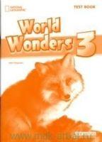 Heinle ELT WORLD WONDERS 3 TEST BOOK - CRAWFORD, M. cena od 157 Kč
