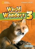 Heinle ELT WORLD WONDERS 3 STUDENT´S BOOK WITH ANSWER KEY - CRAWFORD, M... cena od 559 Kč
