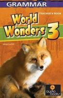 Heinle ELT WORLD WONDERS 3 GRAMMAR TEACHER´S BOOK - CRAWFORD, M. cena od 413 Kč