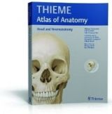 Georg Thieme Verlag KG Head and Neuroanatomy (THIEME Atlas of Anatomy) - Schuenke, ... cena od 1800 Kč