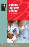 NBN International Ltd Manual of Emergency Medicine cena od 1500 Kč
