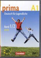 Cornelsen Verlagskontor GmbH PRIMA A1/1/2 DVD - JIN, F., ROHRMANN, L., ZBRANKOVÁ, M. cena od 548 Kč