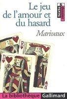 SODIS LE JEU DE L´AMOUR ET DU HASARD - MARIVAUX cena od 152 Kč